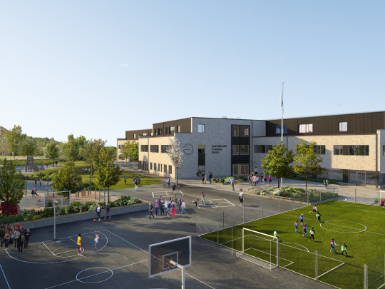 IES Kungsbacka - Opening August 2021